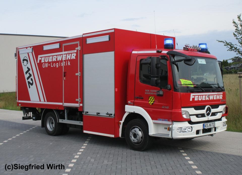 bamberg112 de - GW-l der FF Neukirchen-Vluyn - LZ Vluyn